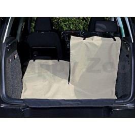 Přehoz TRIXIE do kufru do auta béžovočerný 180x130cm