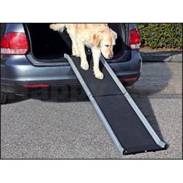 Nástupní rampa pro psy do auta TRIXIE 155x38cm (do 75kg)