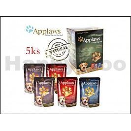 Multipack kapsička APPLAWS Dog 5x150g