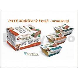Multipack paštika APPLAWS Dog - Fresh Orange 5x150g