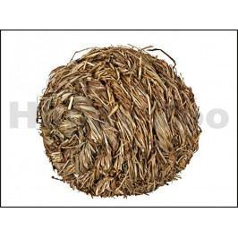 Hračka TRIXIE pro hlodavce - míček z trávy s rolničkou 10cm