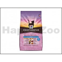 HILLS Ideal Balance Feline Kitten Chicken and Brown Rice 2kg