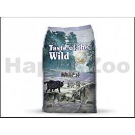 TASTE OF THE WILD Canine Sierra Mountain 2kg