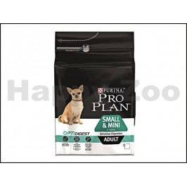 PRO PLAN Dog Small & Mini Adult Sensitive Digestion 3kg