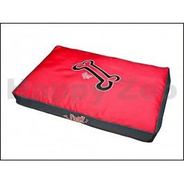Matrace ROGZ Spice Pod - Red Bones (L) 107x72x11cm