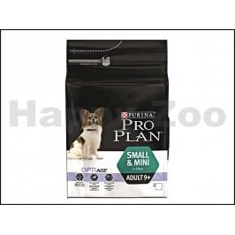 PRO PLAN Dog Small & Mini Adult 9+ 3kg