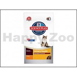 HILLS Feline Urinary Health and Hairball Control 1,5kg