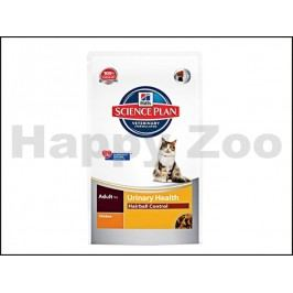 HILLS Feline Urinary Health and Hairball Control 3kg