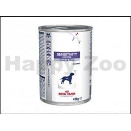 Konzerva ROYAL CANIN VD Dog Sensitivity Control Duck SC 21 410g