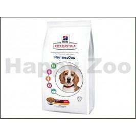 HILLS Canine VetEssentials Neutered Medium Breed 2kg