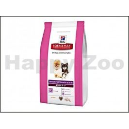 HILLS Canine Adult Sensitive Stomach and Skin Small and Miniatur