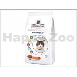 HILLS Feline VetEssentials Neutered Young Adult 3kg