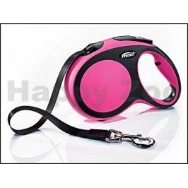 FLEXI New Comfort Tape (L) - růžové (do 60kg, 5m pásek)