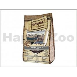 NATURAL GREATNESS Rabbit Recipe All Breed Light & Fit 2kg