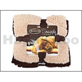 Deka SCRUFFS Snuggle Blanket 110x75cm (MIX BAREV)