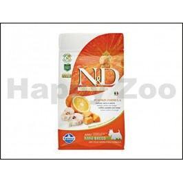 N&D Grain Free Pumpkin Dog Adult Mini Codfish & Orange 800g