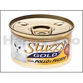 Konzerva STUZZY Cat Gold - kuřecí 85g