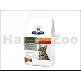 HILLS Feline Metabolic and Urinary Stress 4g