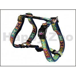 Postroj ROGZ Fancy Dress SJ 03 BW-Pop Art (L) 2x29-64x45-75cm