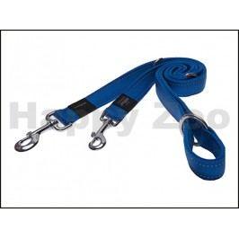 Vodítko přepínací ROGZ Utility HLM 14 B-Blue (S) 1,1x110-130-180