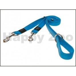 Vodítko přepínací ROGZ Utility HLM 14 F-Turquoise (S) 1,1x110-13