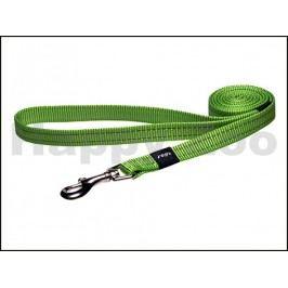 Vodítko ROGZ Utility HL 11 L-Lime (M) 1,6x140cm