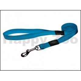 Vodítko ROGZ Utility HLL 06 F-Turquoise (L) 1,6x180cm