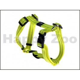 Postroj ROGZ Utility SJ 11 H-Dayglo Yellow (M) 1,6x28-46x32-52cm