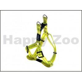 Postroj ROGZ Utility SSJ 14 H-Dayglo Yellow (S) 1,1x20-31x23-37c