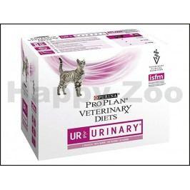Kapsička PURINA PRO PLAN VD Feline - UR St/Ox Urinary Salmon 10x