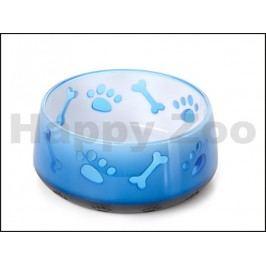 Plastová miska AFP pro psy - modrá 300ml