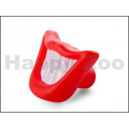 Hračka JK vinyl - úsměv zuby 9cm