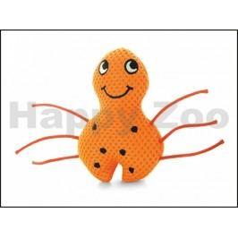 Hračka pro kočky JK - hmyz oranžový 15cm
