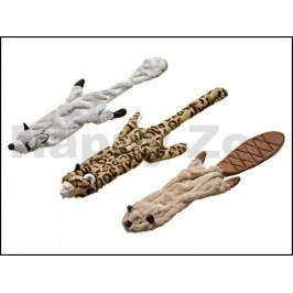Hračka FLAMINGO plyš - lesní zvířátko bez náplně 34cm (MIX BAREV