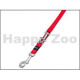 Vodítko FLAMINGO Art Sportiv Plus přepínací červené (M) 200x2cm