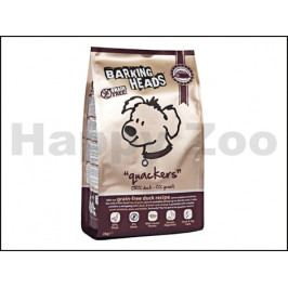 BARKING HEADS New Doggylicious Duck 2kg