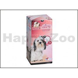 Plenky pro štěňata a inkontinentní psy FLAMINGO (S) 36-52cm (12k