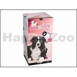 Plenky pro štěňata a inkontinentní psy FLAMINGO (L) 42-62cm (12k