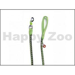 Vodítko JK Comfort zelené 1,5x120cm