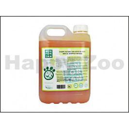 MENFORSAN šampón s norkovým olejem hojivý pro psy 5l