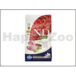 N&D Grain Free Quinoa Dog Weight Management Lamb & Broccoli 800g