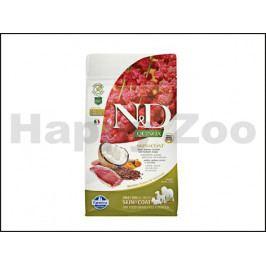 N&D Grain Free Quinoa Dog Skin & Coat Duck & Coconut 800g