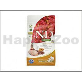 N&D Grain Free Quinoa Dog Skin & Coat Quail & Coconut 800g