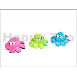 Hračka pro kočky EBI - chobotnice 8x4,5cm (MIX BAREV) (DOPRODEJ)