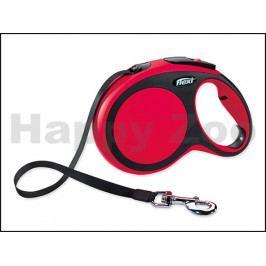 FLEXI New Comfort Tape Long (L) - červené (do 50kg, 8m pásek)