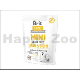BRIT CARE Grain-Free Mini Hair & Skin Salmon & Herring 400g
