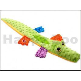 Hračka LET´S PLAY plyš - krokodýl 60cm