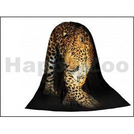 Deka TEXSTAR leopard 150x200cm