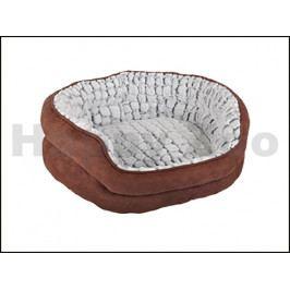 Pelech FLAMINGO Stone Suede 55x45x23cm