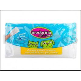 Čistící  rukavice INODORINA Baby Powder (5ks)